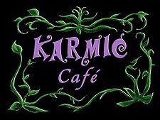 Karmic Cafe T-shirt